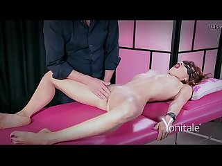 Yonitale colon beautiful Teen has Orgasms