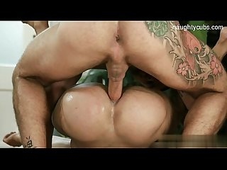 Horny daddy great fuck