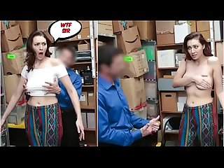 Shoplyfter - Bella Rolland Case No. 8708145, FULL VIDEO:..