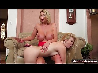 Hot and Mean Lesbians - Banging For Mom's Approval with Leigh Darby & Samantha Rone- free v