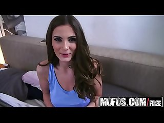 Mofos pervs on patrol molly jane spying on a snooping slut