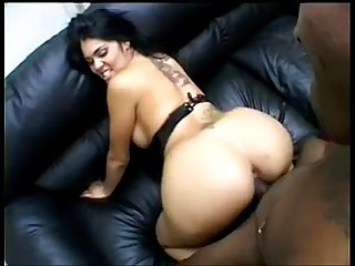 olivia o lovely take a long black1 n the ass