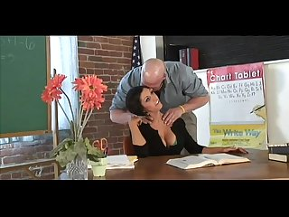 Dylan Ryder Teacher's Neck Massage Turns Into Total Body Sex Workout - HD