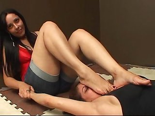 The Most Perfect Big Feet- Foot Domination