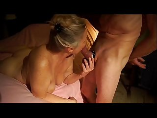 Great milf blowjob