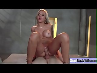 Sex Tape With Sluty Horny Busty Wife (Nina Elle) video-18