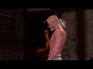 Witcher 3 sex scenes with all prostitutes german deutsch