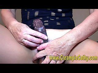 Sloppy bbc creampie compilation