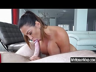 Bubble butt Julianna Vega takes money to make love