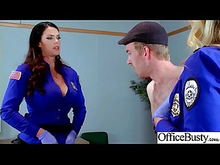 (Alison Tyler & Julia Ann) Sexy Big Tits Office Girl Love Hard Sex clip-02