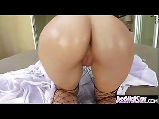 (mandy muse) Big Ass Oiled Wet Girl Love Anal Sex vid-20