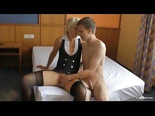 Deutscher jungschwanz fickt blonde oma big7girls com