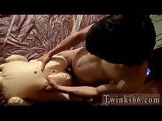 Hot twink scene A Doll To Piss All Over