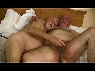 Grandpas buddies