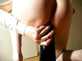 Mr. Rosette - Monster Black Dildo