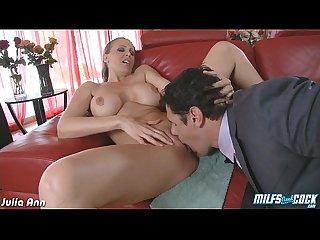 Chesty milf julia ann fuck a big cock