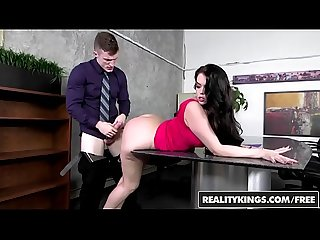 Realitykings monster curves brick danger ryan smiles office fling