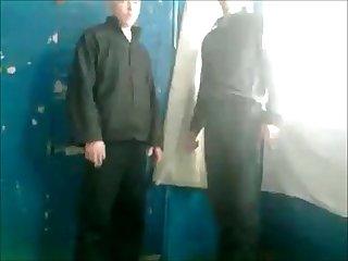 Real russian prison