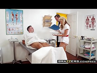 Brazzers doctor adventures cum for nurse sarah scene starring sarah vandella and keiran lee