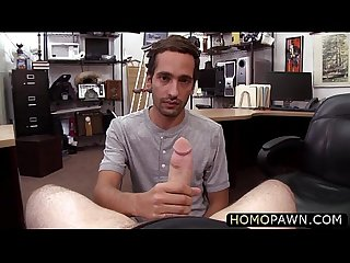 Latino petite dude gets hairy ass pounded from behind by a horny cock