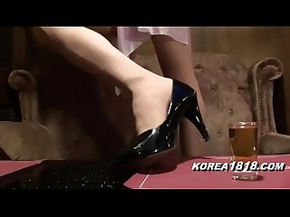 Korea1818 period com hot Korean bar girl fucked