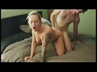 Wife Taking a Huge Cock While i film