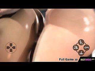 Shemale fantasy - Sexy TGirl fucks girl, Creampie 3d Futa Hentai Porn