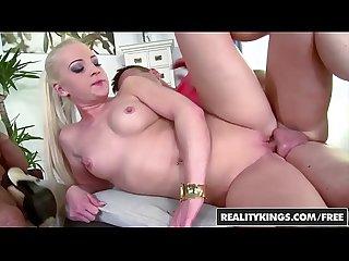 RealityKings - Euro Sex Parties - (Choky Ice, Olivia Renato) - Pleasure Fucking