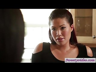 London keyes and skin diamond bond by making each other cum