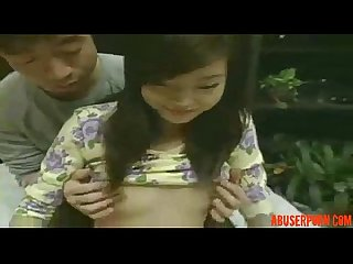 Cute lil asian slut by packmans abuserporn com