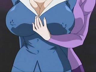 Sexy Lesben Hentai Lehrer