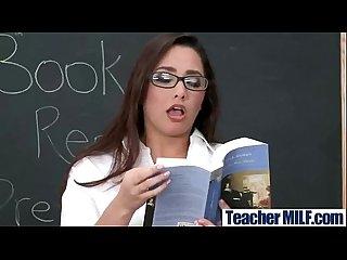 Busty hot teacher in hard sex scene mov 07
