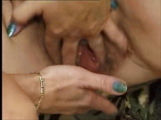 3 granny piss and fisting