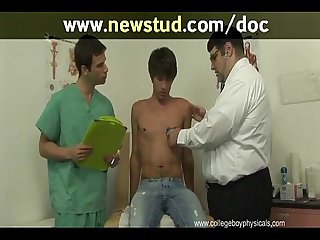 doctor advance college youngster checkups