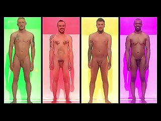 naked gay show on TV