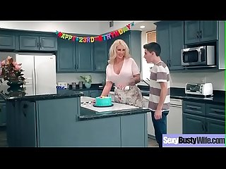 (Ryan Conner) Housewife With Big Juggs Love Intercorse On Camera Clip-23