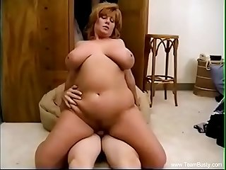 Private Sex Fantasy With BBW