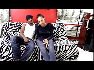 Brandy And Nani's First Amateur Video