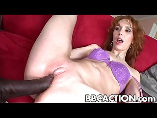Laila Mason meets black monster dickr dick