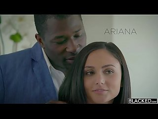 Two Girlfriends Share a BBC - Adria and Ariana