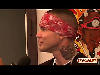 German tattoo fetish