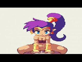 Hentai parody episode8 shantae s sexual urge