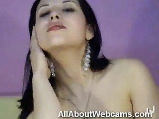 Latin boobies on cam