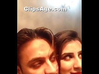Sania wid bf clear hindi audio