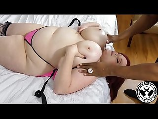 SOFT PAWG OILY BOOB RUB DOWN PROMO