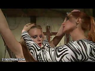 Natasha brill spanked to submission by katy parker