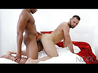 Noirmale kicking Roommate out after my black dick tastes his ass