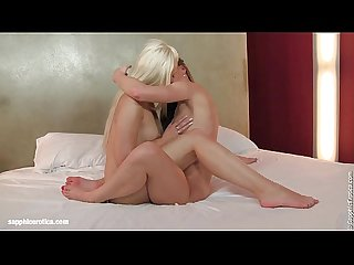 Sublime Sensualists - by Sapphic Erotica lesbian sex with Mya Tarra
