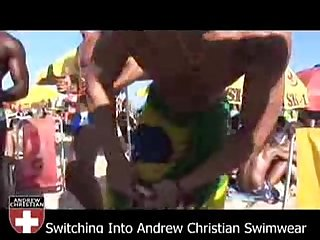 Andrew christian goes to Rio colon will they switch num 5