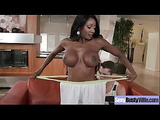 Naughty Horny Wife (diamond jackson) With Big Tits In Hardcore Bang video-11